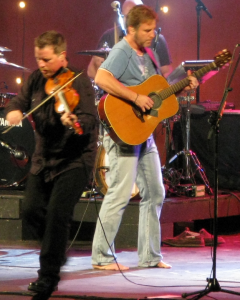 Action Fiddle Bob and Barefoot Sean