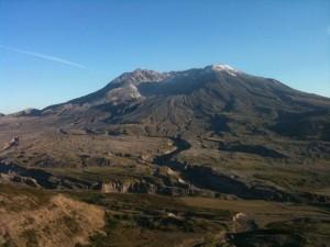 Mt. St. Helens 9/10/09