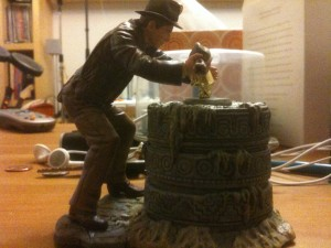 Indy Ornament