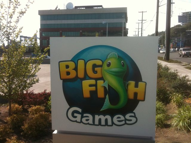 Gbs for Big fish woodinville