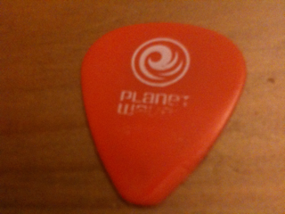 Guitar Pick of Awesomeness