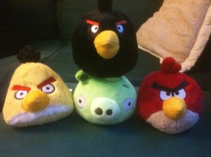 Angry Plushies