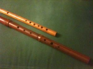 Big Flute Little Flute