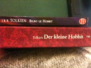 French and German Hobbits