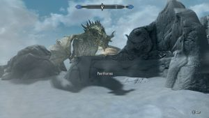 Paarthurnax the Dragon