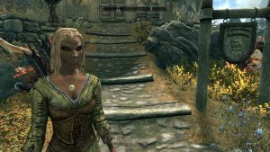 Casual Wear for the Dragonborn