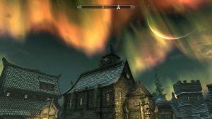 Auroras Over Solitude 1