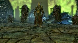 Miraak and the Seekers