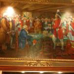 At the Queens Park legislative building