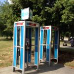 Actual Phone Booths
